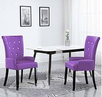 Набір 4 крісла. М'яке крісло для вітальні / 4 шт.