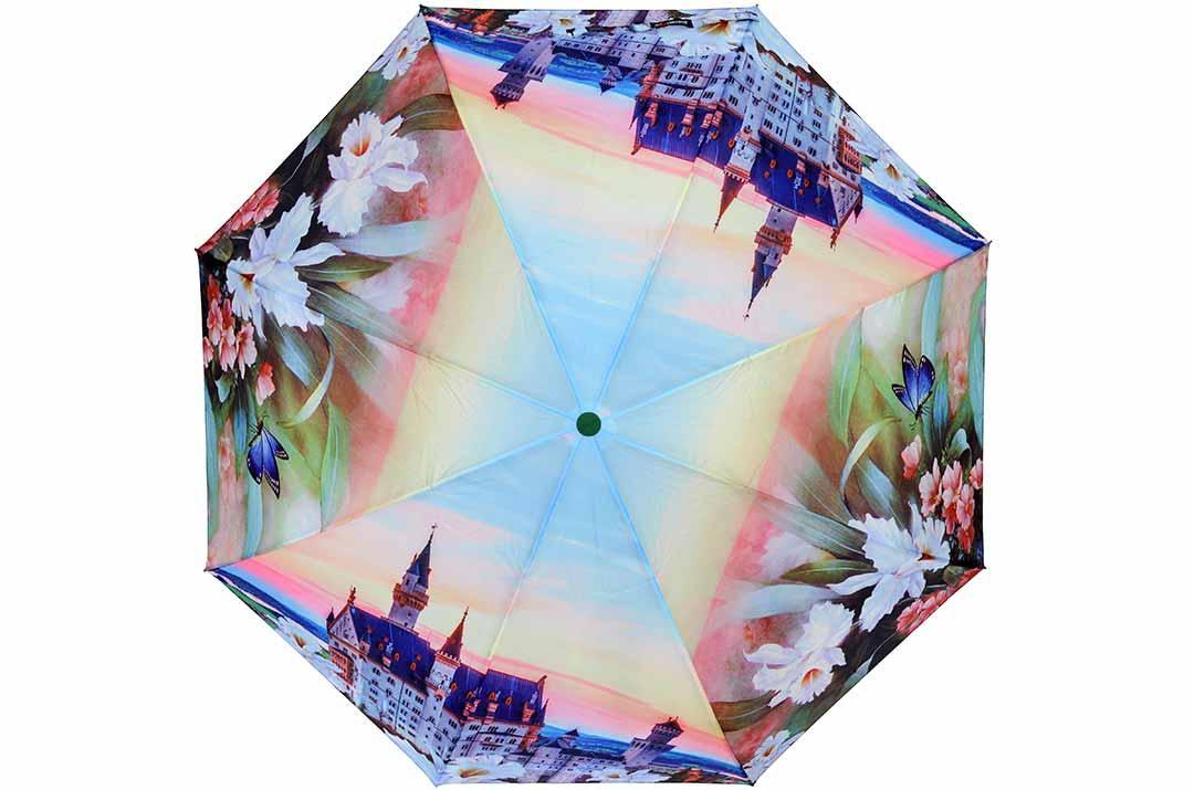 Жіноча парасолька Lantana ( напівавтомат ) арт. 813-03