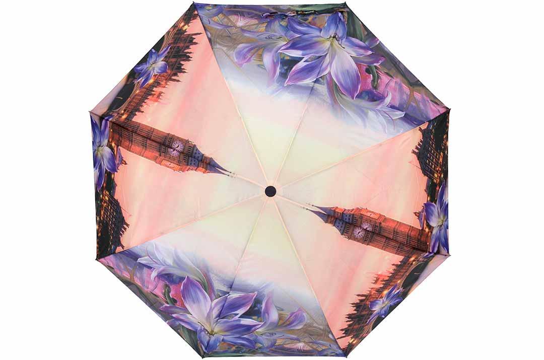 Жіноча парасолька Lantana ( напівавтомат ) арт. 813-05