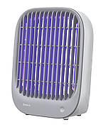 Настольная антимоскитная лампа (уничтожитель комаров и москитов) Baseus Beijing Белый (ACMWD-BJ02)