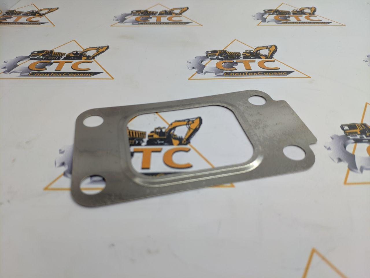 Прокладка для турбокомпресора на JCB 3CX/4CX (320/06053)