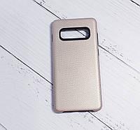 Чехол Samsung G975F Galaxy S10+ для телефона Gold