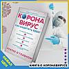 "Книга ""Коронавирус: как защитить себя? Кратко о главном"" / О.К. Кошубина — «Эксмо», 2020"