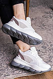 Женские кроссовки 39 размер 24 см Белые, фото 7