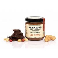 Паста ореховая арахис с молочным шоколадом 200 г