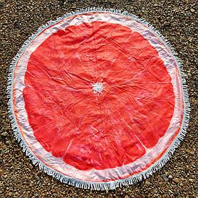 Полотенце-коврик пляжное круглое (Арт. TP312/4)