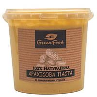 Арахисовая паста кранч (Арахисовое масло) 1 кг