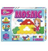 Мозаїка для малюків, 120 елементів в коробці тм ТехноК