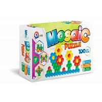 Игрушка мозайка-пазлы Бджілка, 100 элементов тм ТехноК