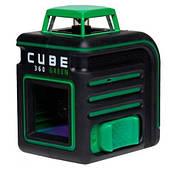 Нівелір лазерний лінійний ADA CUBE 360 GREEN