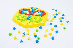 Игрушка развивающая Мозаика Метелик тм Тигрес