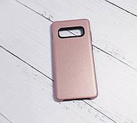 Чехол Samsung G975F Galaxy S10+ для телефона Rose Gold