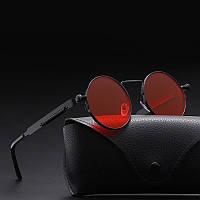 Солнцезащитные очки в стиле стимпанк 🔥 стильные очки 2021