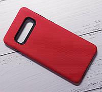 Чехол Samsung G975F Galaxy S10+ для телефона Red