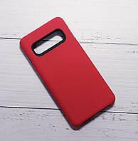 Чехол Samsung G973F Galaxy S10 для телефона Red