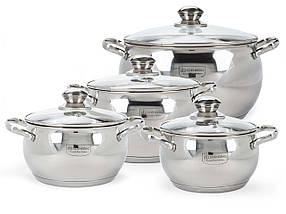 Набір посуду Edenberg з 8 предметів КОД: EB-1115