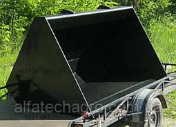 Ковш 2,5 м³ для телескопического погрузчика JCB