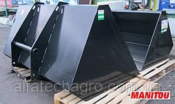 Ковш 3,0 м³ для телескопического погрузчика Manitou