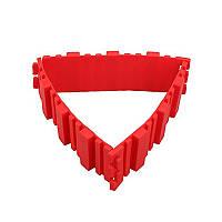 Go Форма трансформер Magic Snake Red силиконовая для выпечки набор из 4-х элементов