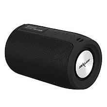 Портативна Колонка ZEALOT Black S32 Bluetooth micro SD карта micro USB, AUX 3.5 mm 5W Black зовнішня АКБ