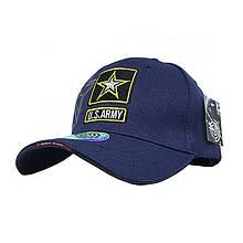 Бейсболка кепка Han-Wild US Army Blue Star армійська тактична чоловіча