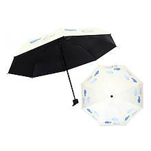 Міні-парасольку парасольку Small Fish 190T Pistachio кишеньковий для дітей