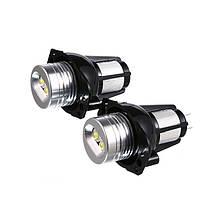 Світлодіодні маркери Ангельські оченята DXZ для BMW E90 E91 для авто 12W