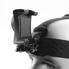 Тримач на голову OBSHI S6A для телефону відеозйомки фіксований кронштейн