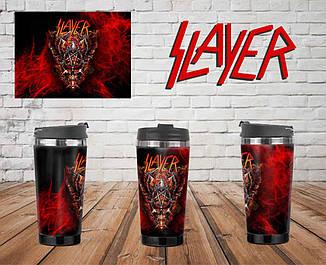 "Термостакан Слейер ""Pentagram"" / Slayer"