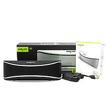 Портативна міні колонка BL ZEALOT S2 Black бездротова bluetooth speaker 6 Вт 4000 маг