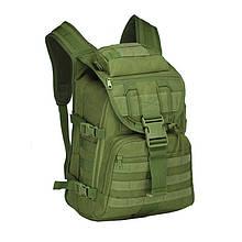 Lb Рюкзак-сумка тактический AOKALI Outdoor A18 Green спортивный штурмовой военный
