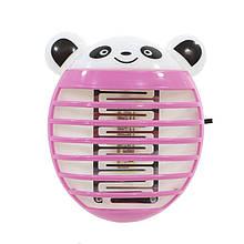 Lb Уничтожитель насекомых противомоскитная лампа  Bear Pink электрическая ловушка-отпугиватель от комаров