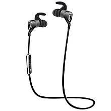 Lb Bluetooth гарнитура Moloke D9 Black беспроводная стерео гарнитура с двумя наушниками спортивная