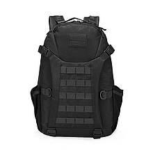 Lb Рюкзак тактический AOKALI Y003 Black спортивный сумка армейская военный