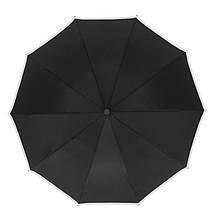 Міні-парасольку парасольку 2019 Black на 10 спиць від дощу