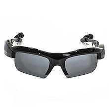 Lb Bluetooth гарнитура-очки  HBS-361 Black беспроводная наушники для музыки блютуз вер. 4.2