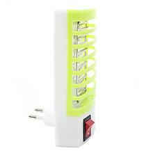 Lb Уничтожитель насекомых противомоскитная лампа  2014 Green ловушка-отпугиватель от комаров мошек