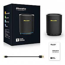Колонка Bluedio TS5 Black портативний динамік смарт Bluetooth інтерактивний голосовий