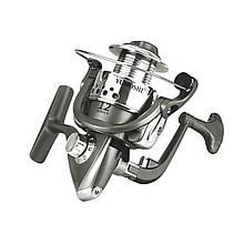 Lb Катушка безынерционная рыболовная Yumoshi SC 3000 Silver для спиннинга