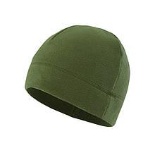 Lb Шапка флисовая  Y054 Green L для мужчин