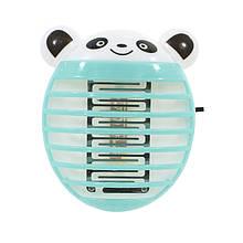 Lb Уничтожитель насекомых противомоскитная лампа  Bear Blue электрическая ловушка-отпугиватель от комаров