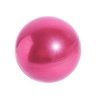 Al Фитбол шар фитнесбол для фитнеса йоги Dobetters Profi Pink 65 cm грудничков мяч гладкий гимнастический