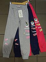 Спортивные штаны на девочек