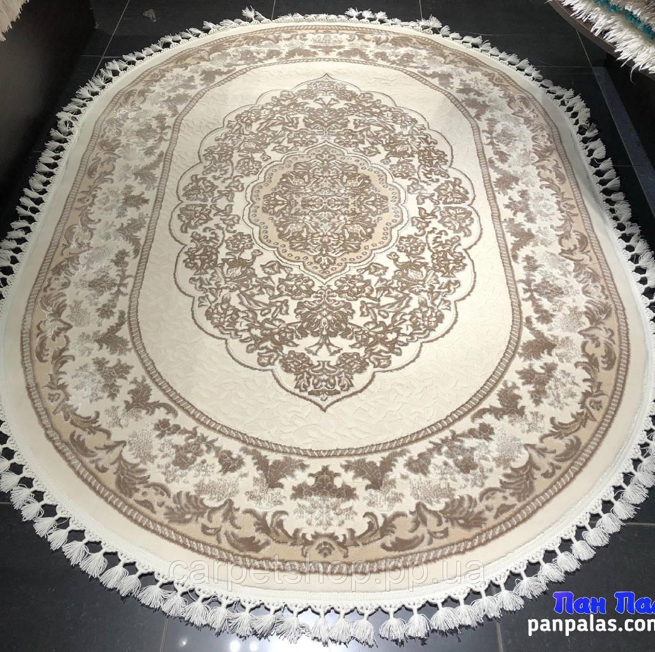 80х150 Килим Praga Art Carpet 198 beige_bone