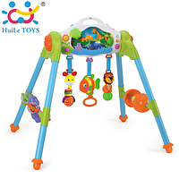 """Игровой развивающий центр 3-в-1 Huile Toys """"Маленький лес"""""""