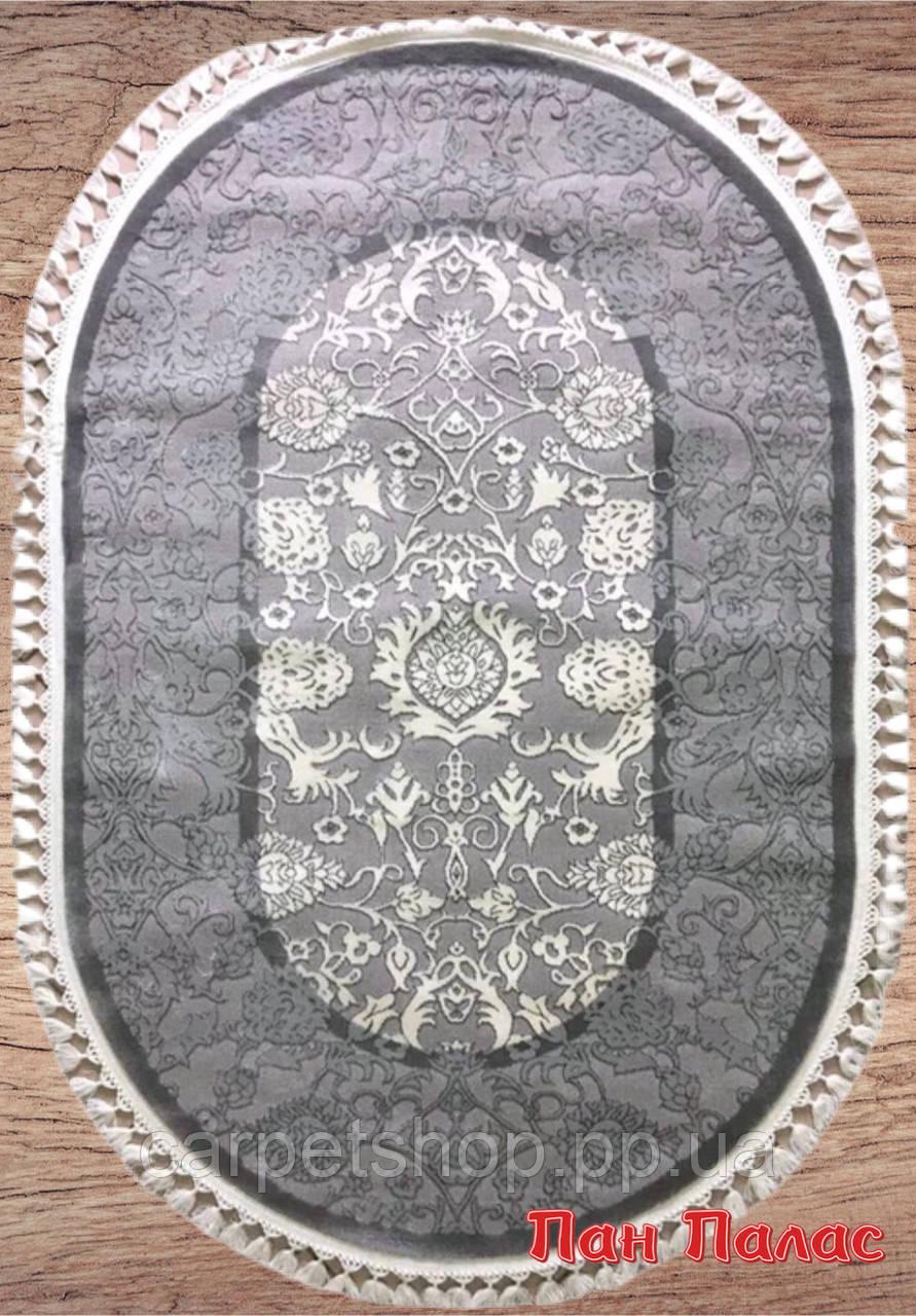 240х340 Ковёр Praga Art Carpet 300 grey. Прямоугольные и овалы.
