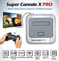 Ігрова консоль X Pro S905X HD+ 64гб, фото 2
