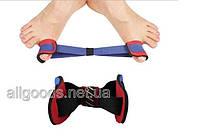 Корректор-тренажер, выпрямитель для пальцев ног
