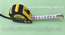 Рулетка измерительная, с фиксатором и магнитом, длина 3 метра