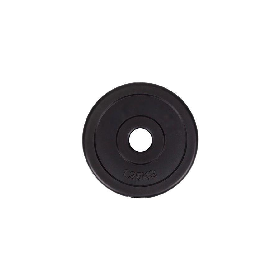 Диск 1.25кг WCG пластик